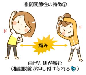 椎間関節性腰痛の特徴②