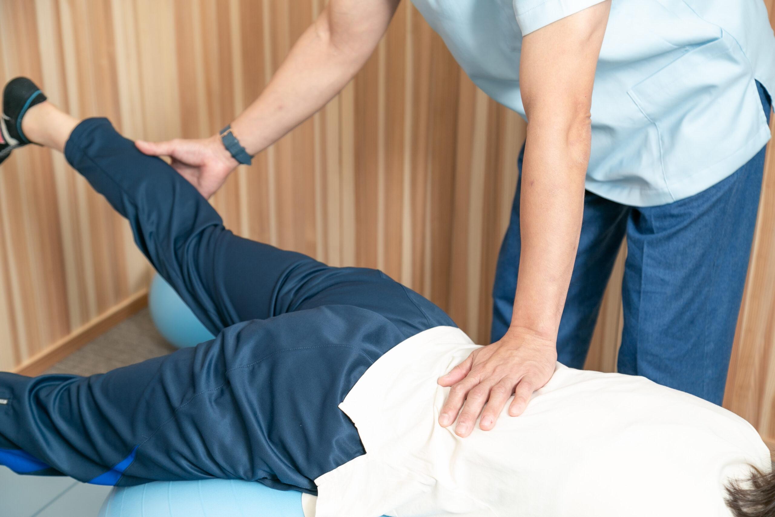 腰痛 施術内容 筋・筋膜性腰痛 空鍼癒院 烏丸 鍼灸院 四条 五条